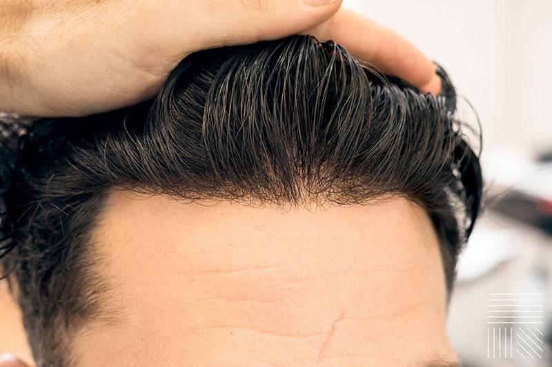 cheveux de contact prix
